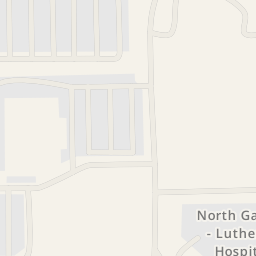 Driving directions to EMERGENCY ROOM - Lutheran Hospital, Fort Wayne ...
