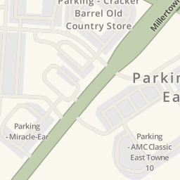 Driving Directions To Cracker Barrel Old Country Store Knoxville - Cracker barrel us map