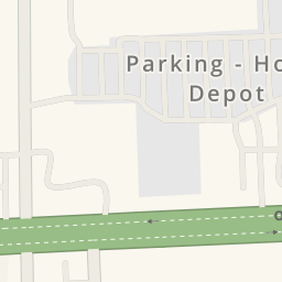 Driving Directions To Home Depot 1701 W Oakland Park Blvd