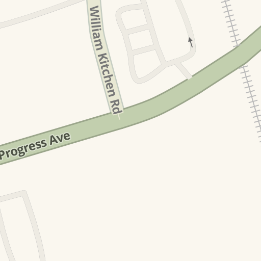 Driving Directions To Straight Poker Supplies 31 Progress Ave Toronto Waze