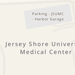Driving directions to Jersey Shore University Medical Center