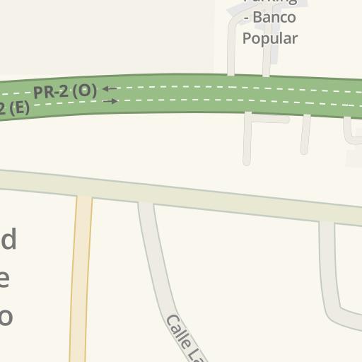 Driving Directions To Poker Pizza Pr 638 Arecibo Waze