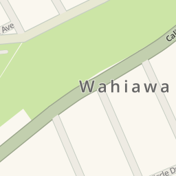 Driving directions to Wahiawa Shopping Center Wahiawa United